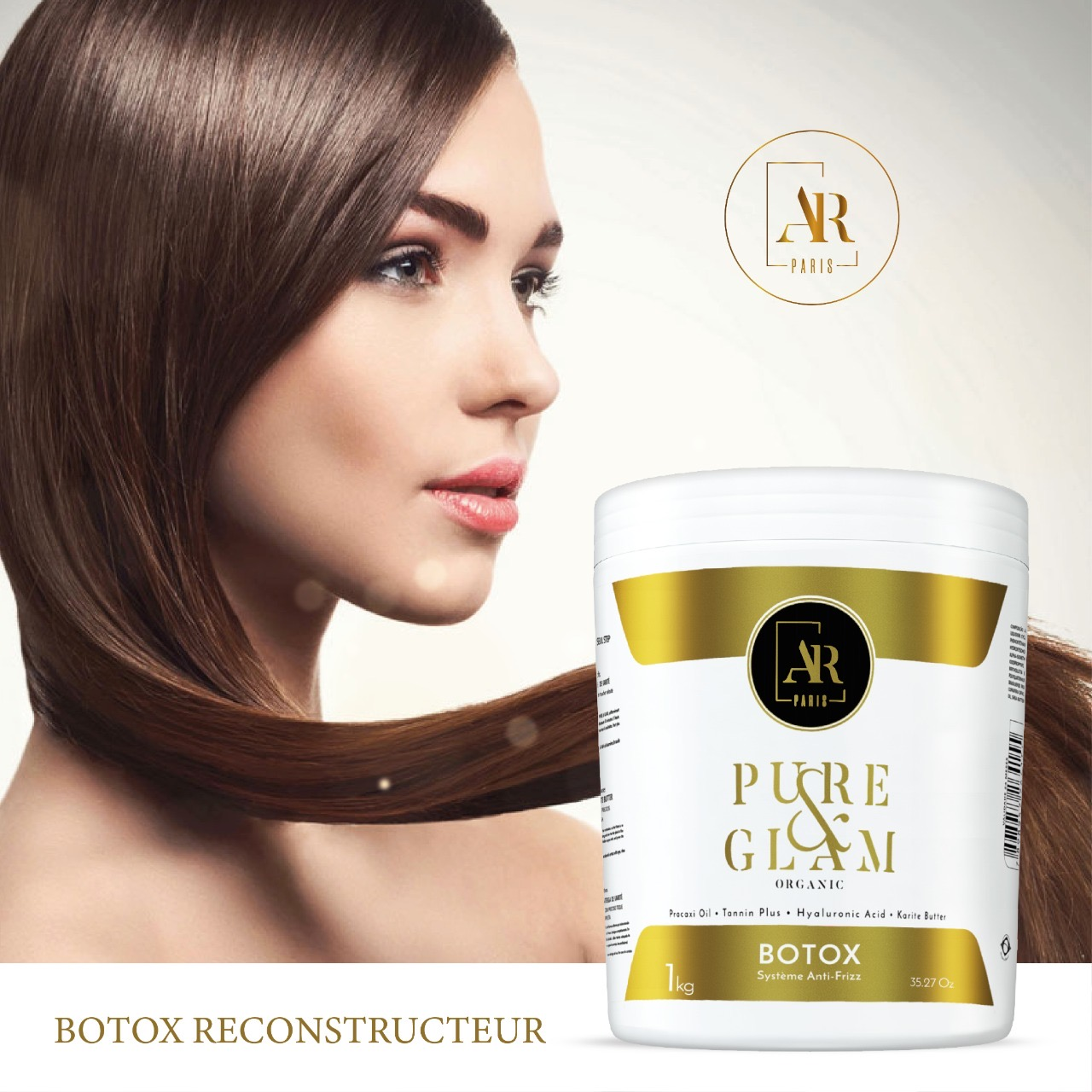 You are currently viewing Botox Pure & Glam AR Paris 1 KG