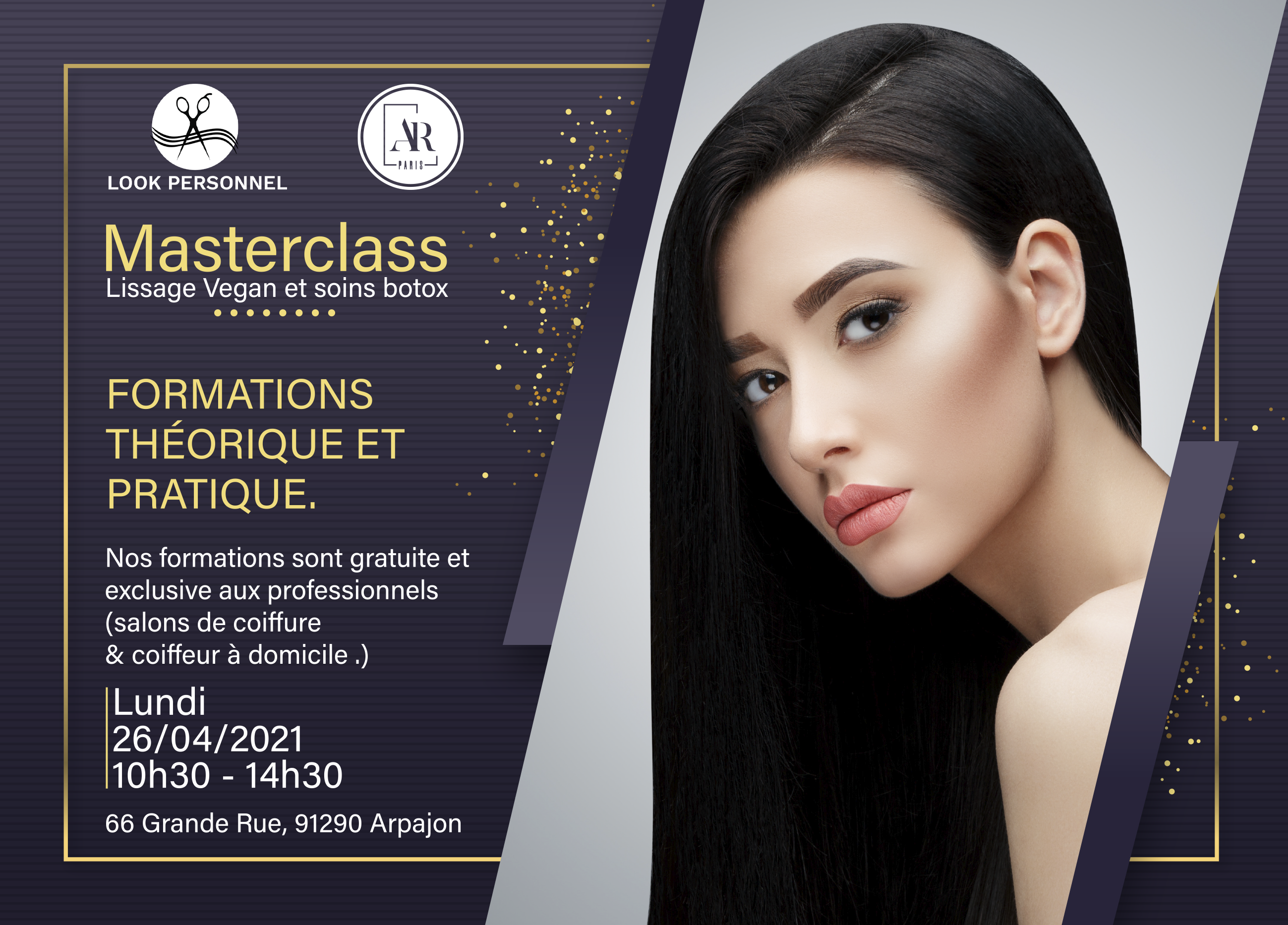 Formation lissage botox